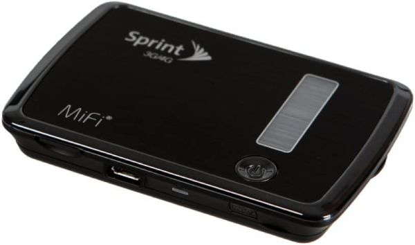 Sprint Novatel Wireless MiFi 3G/4G Intelligent Mobile Hotspot 4082