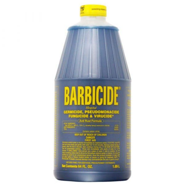 Barbicide Solution 64fl Oz (1.89 Litre) by Barbicide