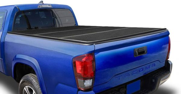 Tyger Auto T5 Alloy Hardtop Truck Bed Tonneau Cover for 2005-2015 Toyota Tacoma Fleetside 5 Bed TG-BC5T1030
