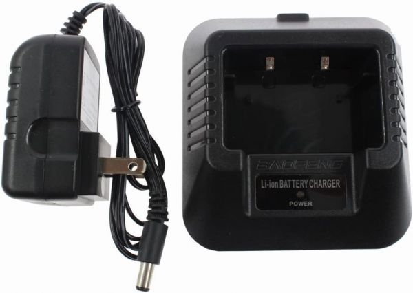 radtel Baofeng Original Charger 100v-240v for BAOFENG UV-5R 5RA 5RB 5RC 5RD 5RE 5REPLUS
