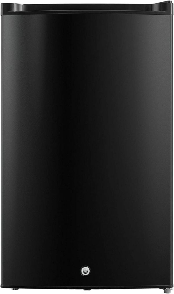 midea MRU03M2ABB Upright Freezer Large Black