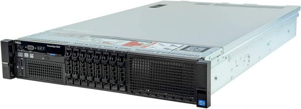 Dell PowerEdge R820 Server 2.20Ghz 32-Core 512GB 8X 600GB Mid-Level (Renewed)