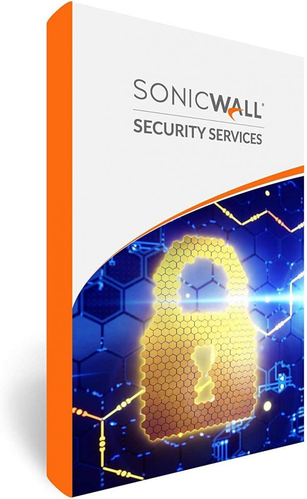 SonicWall SOHO 2YR 8x5 Support 01-SSC-0695