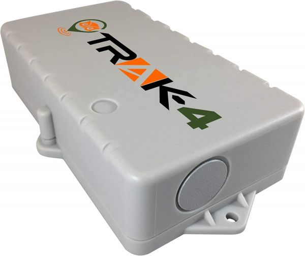 Trak-4 GPS Tracker for Tracking Assets, Equipment, and Vehicles