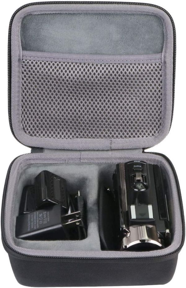 co2crea Hard Travel Case Replacement for kicteck Video Camera Camcorder Digital Vlogging Camera Recorder Digital Zoom Camcorder