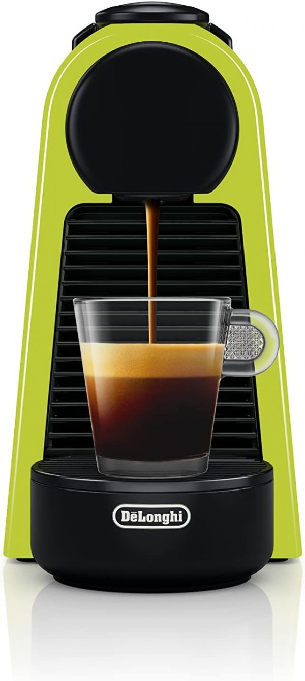 Nespresso by DeLonghi Essenza Mini Original Espresso Machine by DeLonghi, Lime