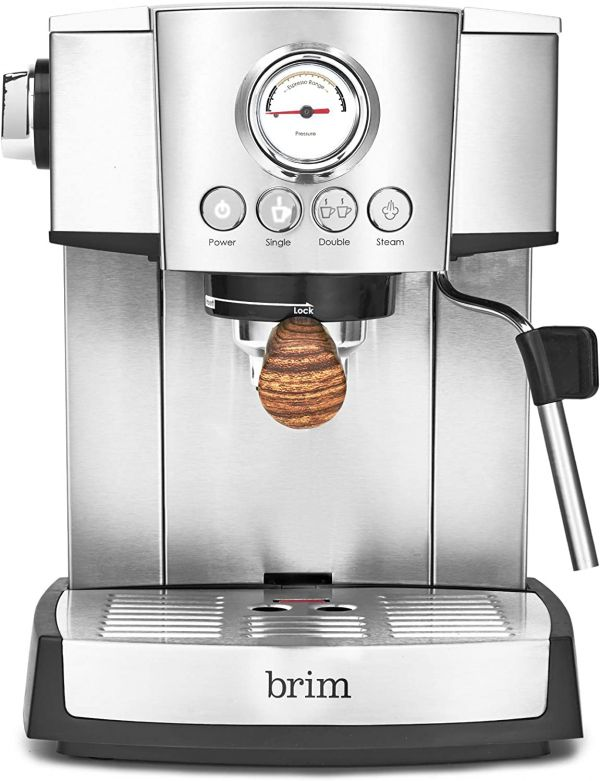 brim 15 Bar Espresso Maker