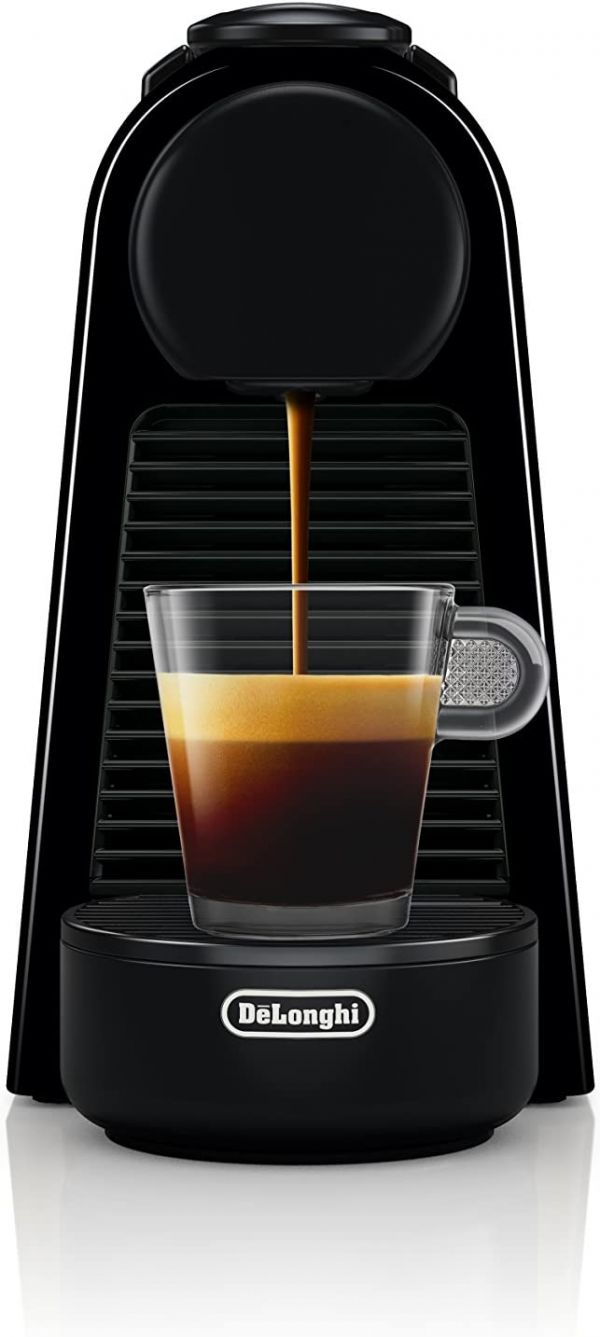 Nespresso by DeLonghi Nespresso Essenza Mini Espresso Machine, Black