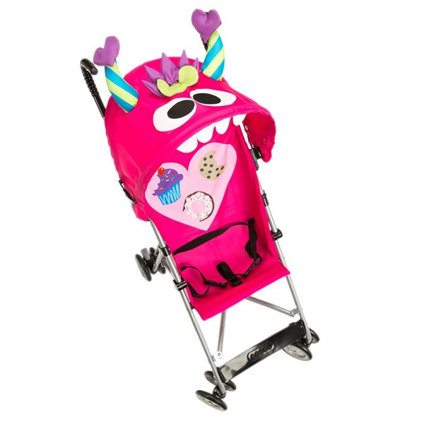 Cosco Umbrella Stroller, Monster Shelley