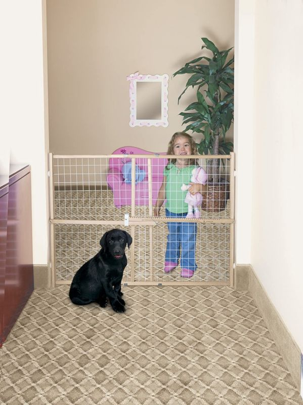 GMI Guardmaster II Wire Mesh Expansion Gate